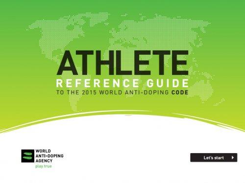 WADA опубликовала первое в истории руководство для атлетов