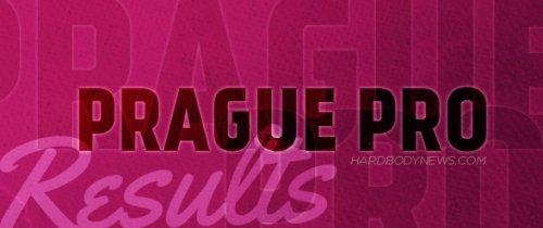 Результаты 2014 IFBB Prague Pro