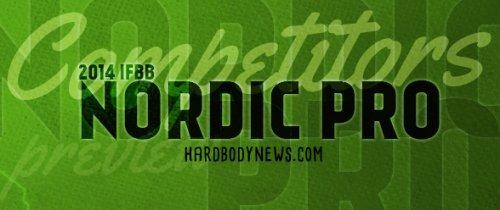 Список участников 2014 IFBB Nordic Pro