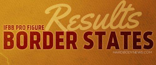 Результаты 2014 IFBB Border States Pro Figure