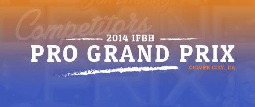 Список участников 2014 IFBB Titans Grand Prix