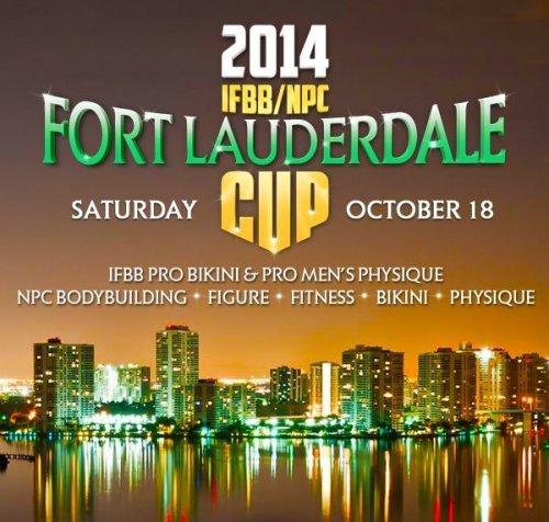 Список участников 2014 IFBB Fort Lauderdale Pro