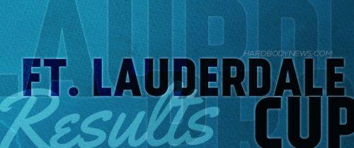 Результаты 2014 IFBB Fort Lauderdale Pro
