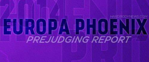 Отчет с 2014 Phoenix Pro Prejudging