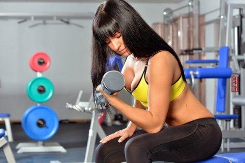 О пользе силовых упражнений для женщин