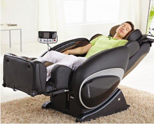 Как выбирать массажное кресло