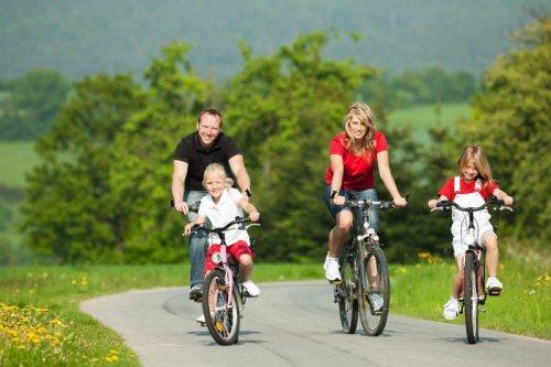 Правила тренировок на велосипеде
