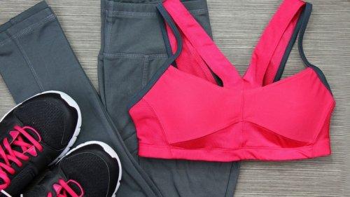 Одежда для разных видов спорта