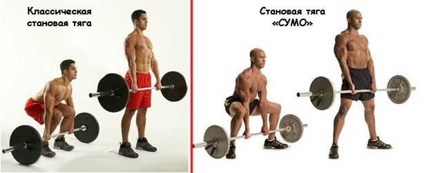 картинки становая тяга