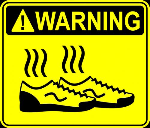 Что сделать чтобы не пахли кроссовки?