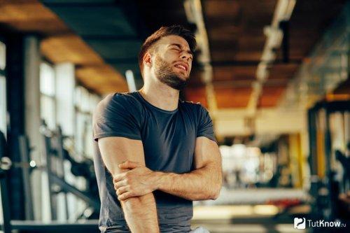 Как избавиться от крепатуры после тренировки - советы новичкам