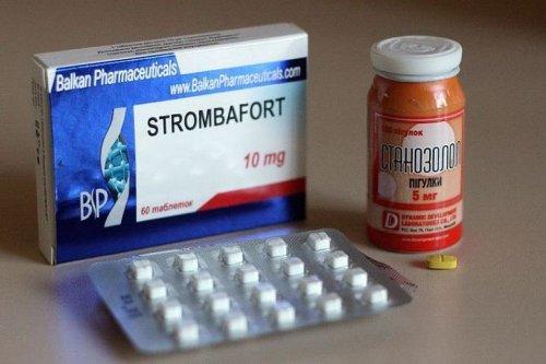 Как правильно использовать станозолол (винстрол) на курсе стероидов
