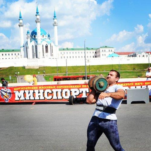 Мураткин Александр: история успеха спортсмена и ежедневная работа над собой